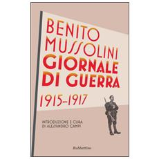 Giornale di guerra 1915-1917