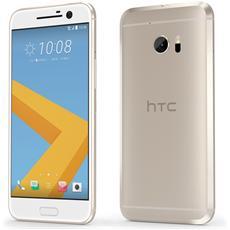"""10 Oro 32 GB 4G/LTE Display 5.2"""" Quad HD Slot Micro SD Fotocamera 12 Mpx Android Europa"""