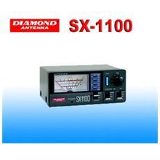 Sx-1100 Rosmetro / wattmetro Hf / vhf / uhf / shf (1.8-160 - 430-1300 Mhz)