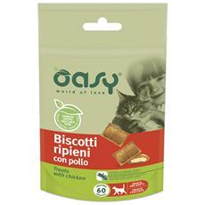 Snack Cat Biscotti Ripieni Con Pollo 60gr
