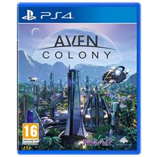 PS4 - Aven Colony