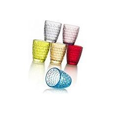 Liquorino Scubidu Colori Assortiti Set 6 Pezzi In Vetro Codice Prodotto