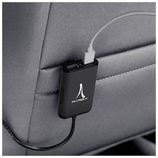 Caricabatterie Auto Accendisigari Hub Estensibile 7.3a / 4 Porte Usb - Akashi