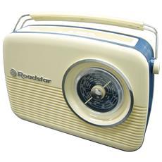 TRA-1957 / CR, Personale, Analogico, FM, LW, MW, 87,5 - 108 MHz, 150 - 285 kHz, UM2