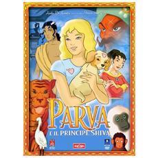 Dvd Parva E Il Principe Di Shiva