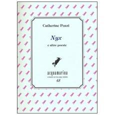 Nyx e altre poesie