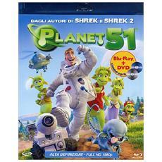 Brd Planet 51 (brd+dvd)