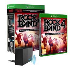 XONE - Rock Band 4 + Adattatore