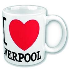 Magic Moments - I Love Liverpool (Tazza)
