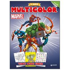 Marvel super heroes. Il nuovo multicolor