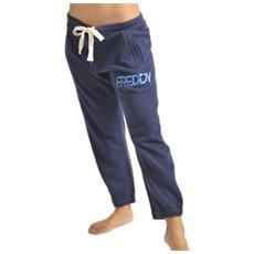 Pantaloni Donna Blu Xl