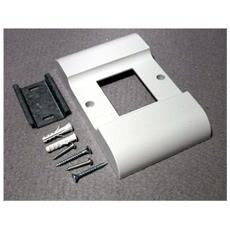 Kit Placca Calotta 2 Moduli Din Per 642 - Modifica Vecchi Magnetotermici