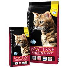 Cibo per Gatti Pollo & Riso 1,5 kg
