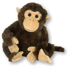 283077 Scimmia giocattolo Marrone peluche