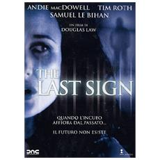 Dvd Last Sign (the)
