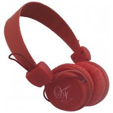 Cuffia 002 Red