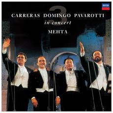 Carreras Domingo Pavarotti In Concert (Caracalla 1990) - Carreras / Domingo / Pavarotti / Mehta