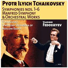 Tchaikowsky - Sinfonien 1-6 (6 Cd)