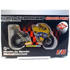 16243 Honda Rc 211 Biaggi 1/6 Modellino