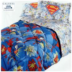 Trapunta 1 Piazza E Mezza Superman Disney