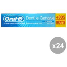 Set 24 Dentifricio Denti & Gengive 75 Ml. Prodotti Per Il Viso