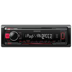 Sintolettore KMM-203 Potenza 4 x 50 W Supporto MP3 / WAV / WMA / USB / AUX-IN / Smartphone Android / iPod Nero