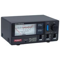 Sx-600 Rosmetro / wattmetro Hf / vhf / uhf (1.8-525 Mhz - 5/20/200 Watt)