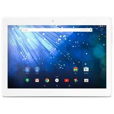 "Tablet Surftab Breeze Classic Argento / Bianco 10.1"" HD Quad Core RAM 2GB Memoria 16 GB +Slot MicroSD Wi-Fi - 3G Fotocamera 2Mpx Android - Italia"