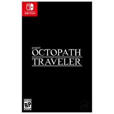 NINTENDO - Switch - Project Octopath Traveller - Day one:...