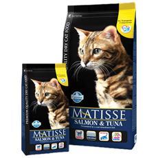Cibo per Gatti Salmone & Tonno 10 Kg