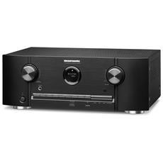 SR5012 100W 7.2canali Surround Compatibilità 3D Argento ricevitore AV