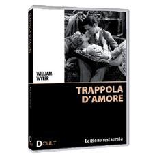 Dvd Trappola D'amore (1929)