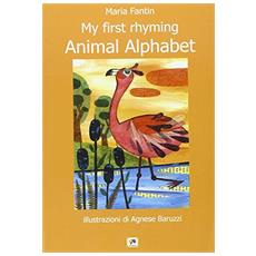 My first rhyming animal alphabet