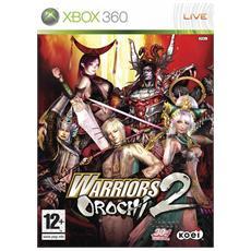 X360 - Warriors Orochi 2