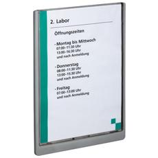 targa fuori porta click sign 210x297mm (a4) durable