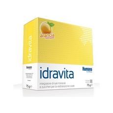 Idravita Arancia 75g