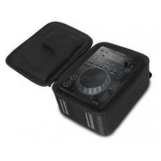 4500635, Borsa a tracolla, Mixer per DJ, Nero, Nylon, Pioneer, Monotono