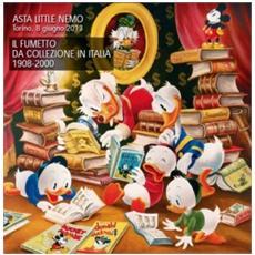 Ventiduesima Asta. Il fumetto da collezione in Italia 1908-2000