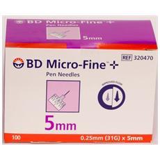 Aghi Penna per Insulina 31g 5mm