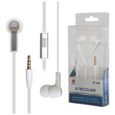 Auricolari Stereo Con Microfono