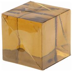 12 Cubi Color Cioccolato Taglia Unica