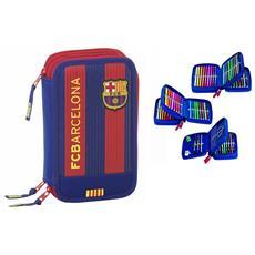 Astuccio Barcellona 3 Cerniere Completo Di Accessori Ps 06082