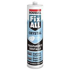 Sigillante Fix All Crystal Sigillante Trasparente