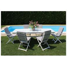 Tavoli Da Giardino Self.Set Tavoli Da Giardino Con Sedie Prezzi E Offerte Eprice