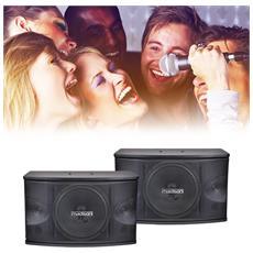 Altoparlanti Karaoke 25cm - 150w - Madison