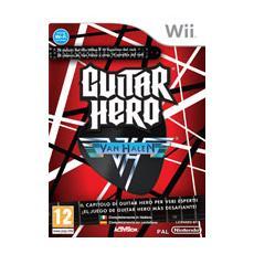 WII - Guitar Hero Van Halen
