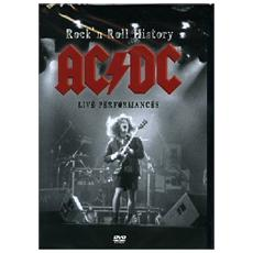 Dvd Ac / Dc - Rock'n'roll History