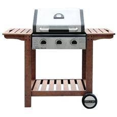 Barbecue Gas Grill Me Duo Leg3 Fraschetti