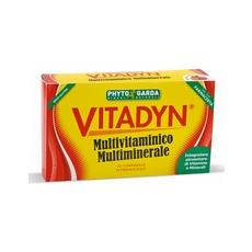 Vitadyn Multivitaminico Compresse Effervescenti 135g