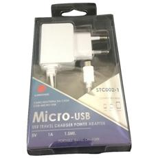 Caricabatteria Da Casa Con Micro Usb